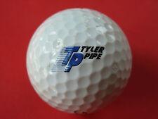 Pelota de golf con logo-Tyler pipe-golf logotipo pelota como recuerdo regalo......