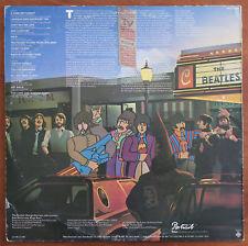 THE BEATLES REEL MUSIC ISRAEL ISRAELI PORTRAIT LP
