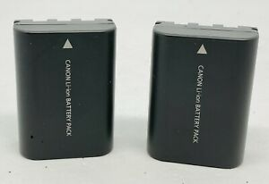 2 X Genuine NB-2L Battery for Canon Cameras 570 mAh Lithium Ion Li-ion