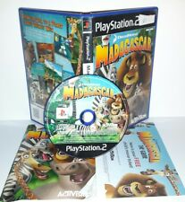 MADAGASCAR FILM DREAMWORKS CINEMA  - Ps2 Playstation Play Station 2 Gioco Game