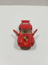 Matchbox Porsche 911 Turbo Red Car 1978 Thailand