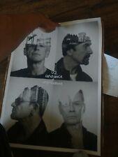 New U2 U2.Com U2ieTour Seriagraph Collection 5 Silkscreen Prints Lithographs