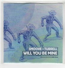 (GI155) Smoove & Turrell, Will You Be Mine - DJ CD