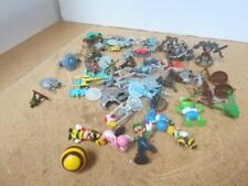 LOT OF SMALL TOY FIGURES STAR WARS MARIO AND MORE R706K
