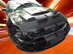 BONNET BRA for FORD MUSTANG GT Shelby GT500 2010-2014 STONEGUARD PROTECTOR