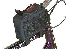 Bushwhacker Top Tube Frame Bag Cycling Crossbar Bike Pannier Bicycle Rack Pack