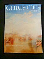 Christie's Magazine 2006 Turner Ponti  Fornasetti La Concordia Sophia Loren Home