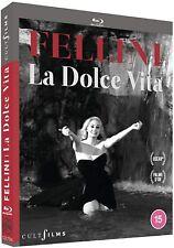 Blu Ray  La Dolce Vita - (1960) ⚠️ IMPORT LINGUA ITALIANO ⚠️ ......NUOVO