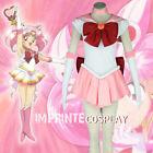Sailor Moon Chibi Chibiusa Dress Disfraz Para Cosplay Set Completo