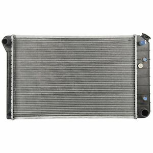 Radiator For 70-88 Chevy Caprice Blazer GMC Pontiac Bonneville Great Quality