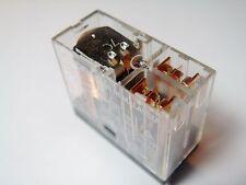 2 x Relais 24V 2xUM 250V 5A OMRON G2R-2 24VDC #20R07#