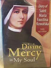 CD Diary of Saint Maria Faustina Kowalska Divine Mercy in my Soul 3 CDs
