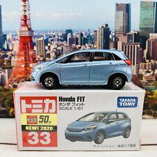Tomica 33 Honda Fit