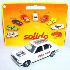 Solido France 1:43 TALBOT HORIZON Ecole de Pilotage Model Car #1319 MIB`80 RARE!