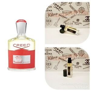 Creed Viking - Extract based Eau de Parfum Niche Decanted Fragrance