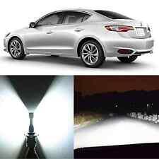 Alla Lighting High Beam Headlight 9005 LED Bulb Lamp for 94~15 Acura ILX Integra