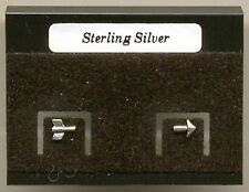 Split Arrow Sterling Silver 925 Studs Earrings Carded