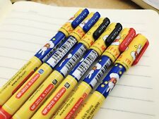 6PC Cute Black Blue Red Gel Pen 0.35mm Classic Miffy Korean Stationery Gift