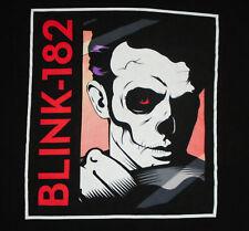 New ListingBlink 182 Concert T-Shirt 2017 Pop Punk Rock Band Tour Black Mens New : Lg