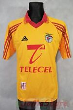 Benfica Away football shirt 1998 - 1999  Adidas  SIZE S