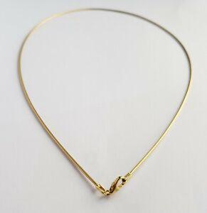 Ola Gorie Tondo Wire 1.2 mm 9ct Yellow Gold 375 No Charm Box