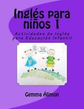 Inglés para Niños 1: Inglés para Niños 1 : Actividades de Inglés para...