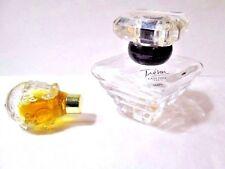 Avon Charisma Christmas Perfume & Demo Lancome Paris Tre'Sor Empty