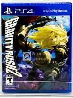 Gravity Rush 2 - PS4 - Brand New | Factory Sealed