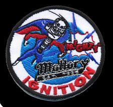 Mallory Ignition Patch Badge Automotive Hot Rod Drag Race Muscle Car