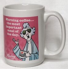 "Maxine ""Morning coffee.� Mug Cup By John Wagner - Taiwan"