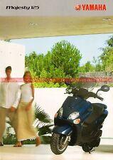 YAMAHA MAJESTY 125 - 2003 : Brochure - Dépliant - Moto - Scooter          #0685#