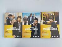 N. 3 DVD IL GIOVANE MONTALBANO Nuovi sigillati Michele Riondino serie teleisiva