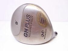 Nickent GH Plus 450 Hyper Steel - 9 - Golf Driver Head