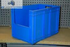 Lagerkasten EF 6420 A14 blau Schäferkasten Eurofix Behälter Kasten 600x400x420