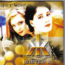 Sister K-Get Wise cd single