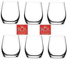 960720-rcr invino Set 6 Bicchieri in Vetro 37cl