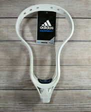 Adidas Eqt Enrayge Unstrung Adult Attack Lacrosse Head Size 10 White New