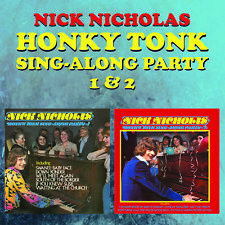 Nick Nicholas - Honky Tonk Sing-Along Party 1 & 2 (2CD) CD