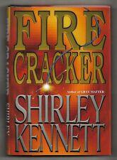 Fire Cracker, Shirley Kennett, Kensington Books Hardcover 1997, 1st prt 1st edt
