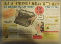 Remington Rand 5 Streamliner Typewriter Ribbon Solid Pink Ink Ribbon