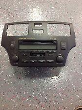 2004 Lexus ES300 OEM radio