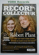 RECORD COLLECTOR MAGAZINE - Issue 350 - June 2008 - Robert Plant / Sparks