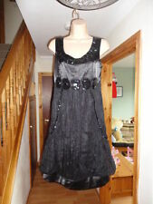 Gorgeous Black Lined Dress from Ever-Pretty , size 10 New with tags