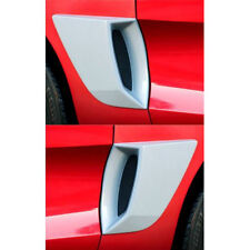 94-98 Ford Mustang Xenon Urethane 1/4 Quarter Panel Side Scoops Ducts NEW 12750