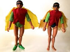 "VTG 2pc MEGO ROBIN 8"" FIGURE BATMAN 1970's 1974 THE WORLD'S GREATEST SUPER-HEROS"