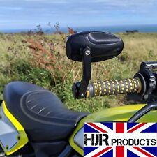CNC Bar End Mirrors Ducati Scrambler pair Genuine HJR Products