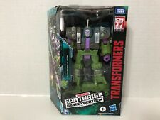 Transformers War for Cybertron Earthrise Deluxe  WFC-E19 Quintesson Allicon