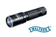 Walther TACTICAL 250 Taschenlampe - Nachfolger Tactical Pro - inkl. Batterien