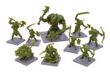 Dungeon Saga: The Green Rage Miniature Set MGCDS20