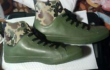 Converse All Star Chuck Taylor Green Camouflage Camo Men Women Unisex 151068C